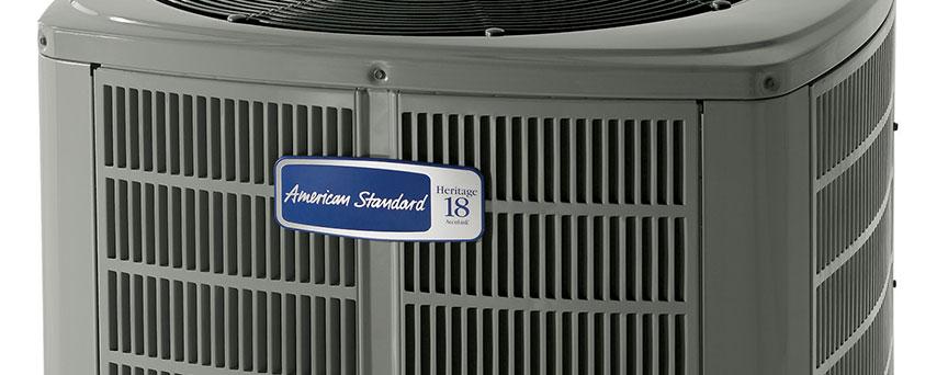 American Standard HVAC Unit